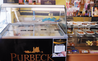Sweets, Purbeck Ice Cream And Dorset Biscuits